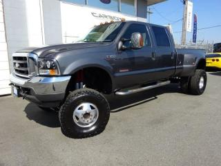 Used 2003 Ford F-350 Lariat Dually 4x4, 8 Inch LIFT, DPF &  EGR Delete for sale in Langley, BC