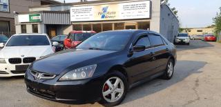 Used 2005 Honda Accord LX-G for sale in Etobicoke, ON