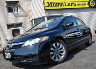 Used 2009 Honda Civic EX-L!ONE OWNER!CleanAutochk!Only$151/Bi-weekly! for sale in St Catharines, ON