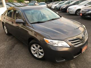 Used 2011 Toyota Camry LE/ AUTO/ POWER GROUP/ ALLOYS/ LIKE NEW! for sale in Scarborough, ON