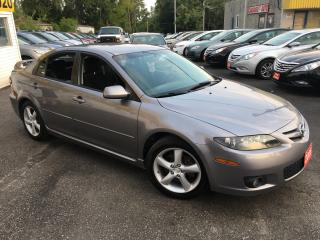 Used 2008 Mazda MAZDA6 GS/ AUTO/ POWER GROUP/ ALLOYS/ LOADED for sale in Scarborough, ON