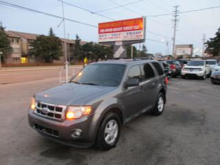 Used 2011 Ford Escape XLT for sale in Scarborough, ON
