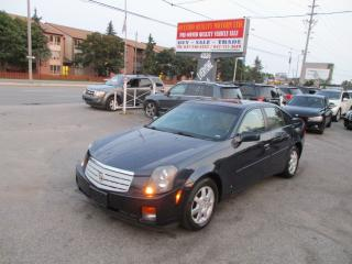 Used 2007 Cadillac CTS for sale in Toronto, ON