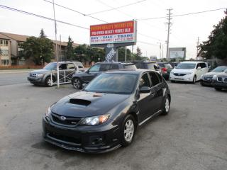 Used 2011 Subaru Impreza WRX for sale in Toronto, ON