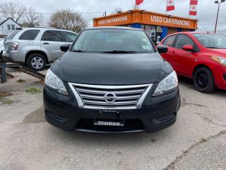 Used 2014 Nissan Sentra for sale in London, ON