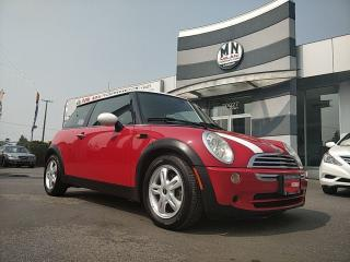 Used 2006 MINI Cooper Classic CLEAN, ONLY 178, 000KMS for sale in Langley, BC