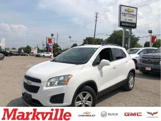 Used 2014 Chevrolet Trax LT-FWD-GM CERTIFIED PRE-OWNED-1 OWNER for sale in Markham, ON