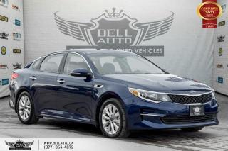 Used 2016 Kia Optima LX+, NO ACCIDENT, REAR CAM, HEATED STEERING, HEATED SEAT for sale in Toronto, ON