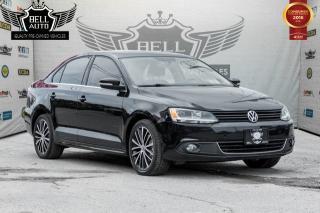 Used 2014 Volkswagen Jetta TDI HIGHLINE DIESEL NAVIGATION LEATHER SUNROOF BACK-UP CAMERA for sale in Toronto, ON