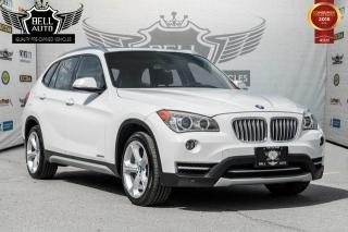 Used 2013 BMW X1 xDrive35i PANORAMIC SUNROOF LEATHER INTERIOR BLUETOOTH ALL WHEEL DRIVE for sale in Toronto, ON