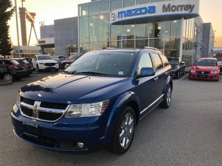 Used 2010 Dodge Journey R/T AWD for sale in North Vancouver, BC