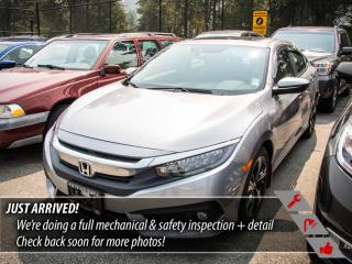 Used 2017 Honda Civic Touring , Factory Warrenty Until 2024 for sale in Port Moody, BC
