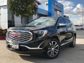 Used 2018 GMC Terrain Denali for sale in Barrie, ON