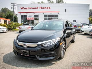Used 2016 Honda Civic EX Factory warranty until 2023 for sale in Port Moody, BC