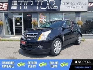 Used 2010 Cadillac SRX 3.0L Premium ** Nav, DVD, Pano Roof, AWD, LOADED * for sale in Bowmanville, ON