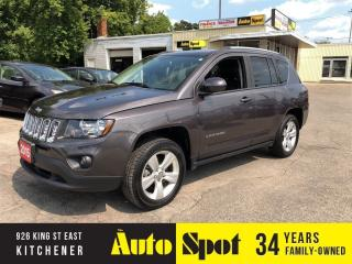 Used 2015 Jeep Compass Sport/North/LOW,LOW KMS! for sale in Kitchener, ON