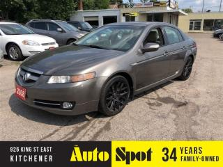Used 2008 Acura TL LOADED/PRICED -QUICK SALE! for sale in Kitchener, ON