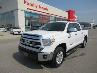 Used 2017 Toyota Tundra SR5 Plus 5.7L V8 for sale in Brampton, ON