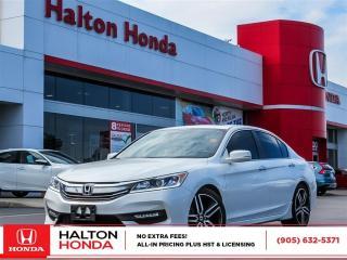 Used 2017 Honda Accord Sport for sale in Burlington, ON
