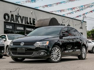 Used 2011 Volkswagen Jetta Sedan 4dr 2.0T TDI DSG Highline for sale in Oakville, ON