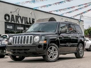 Used 2008 Jeep Patriot 4WD 4dr Sport for sale in Oakville, ON
