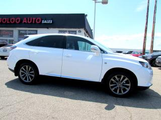 Used 2015 Lexus RX 350 F SPORT 2 AWD HEADS UP DISPLAY NAVIGATION CERTIFIED WARRANTY for sale in Milton, ON