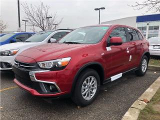 Used 2018 Mitsubishi RVR SE for sale in Mississauga, ON