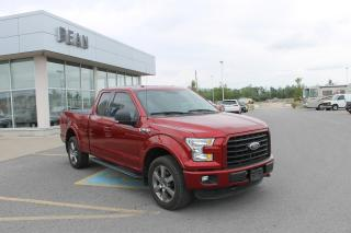 Used 2016 Ford F-150 XLT for sale in Carleton Place, ON