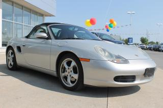Used 2001 Porsche Boxster Roadster for sale in Carleton Place, ON