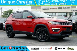 Used 2018 Jeep Compass NORTH| REAR CAM| REMOTE START| HTD SEATS for sale in Burlington, ON
