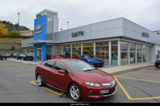 New 2018 Chevrolet Volt LT for sale in Kamloops, BC