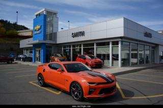 New 2018 Chevrolet Camaro 2SS for sale in Kamloops, BC