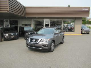 Used 2018 Nissan Pathfinder SL PREMIUM - 7 PASSENGER for sale in Langley, BC