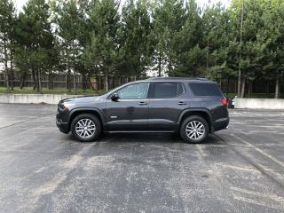 Used 2017 GMC ACADIA ALL TERRAIN AWD for sale in Cayuga, ON
