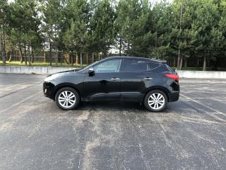 Used 2013 Hyundai TUCSON LIMITED AWD for sale in Cayuga, ON