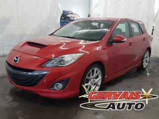 Used 2012 Mazda MAZDA3 Mazdaspeed3 Turbo for sale in Trois-rivieres, QC