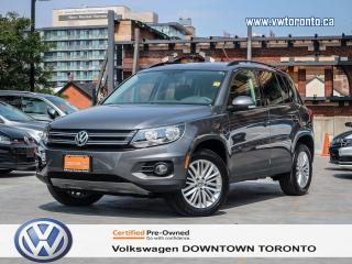Used 2016 Volkswagen Tiguan 2.0 TSI for sale in Toronto, ON