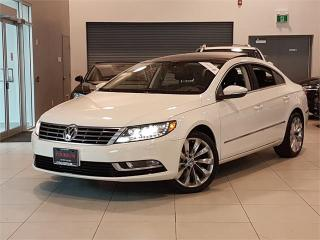 Used 2013 Volkswagen Passat CC HIGHLINE-AUTO-LEATHER-PANO ROOF-LOADED-ONLY 73KM for sale in York, ON