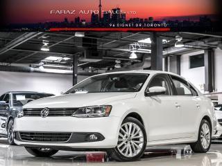 Used 2013 Volkswagen Jetta TDI NAVI PUSH START SUNROOF for sale in North York, ON