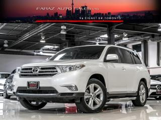 Used 2013 Toyota Highlander 7PASS|V6 4WD|REAR CAM|BLUETOOTH|HEATED SEATS for sale in North York, ON