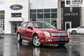 Used 2008 Ford Fusion V6 SEL for sale in Ottawa, ON