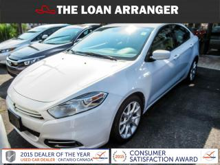 Used 2013 Dodge Dart SXT for sale in Barrie, ON