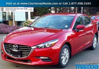New 2018 Mazda MAZDA3 50th Anniversary at for sale in Courtenay, BC