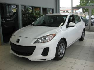 Used 2012 Mazda MAZDA3 GX SPORT for sale in Trois-rivieres, QC
