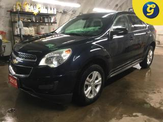 Used 2015 Chevrolet Equinox LS*AWD*HANDS-FREE PHONE STEERING WHEEL CONTROL/VOICE RECOGNITION*CHILD LOCKS DOORS*ECO MODE*TWO TONE CLOTH*KEYLESS ENTRY*POWER SEATS WINDOWS/LOCKS* for sale in Cambridge, ON