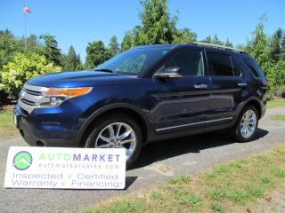 Used 2011 Ford Explorer XLT 4WD for sale in Surrey, BC
