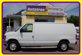 Used 2013 Ford E-250 3/4 Ton Econoline Cargo Van, Loaded for sale in Woodbridge, ON