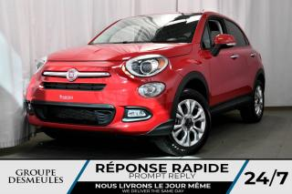 Used 2016 Fiat 500X **TRACTION INTÉGRAL** + 4 PORTES + **DÉM for sale in Laval, QC