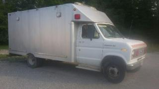 Used 1990 Ford E350 14 cube van for sale in Beaverton, ON