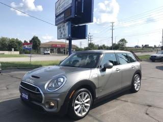 Used 2018 MINI Cooper Clubman Cooper S AWD for sale in Brantford, ON